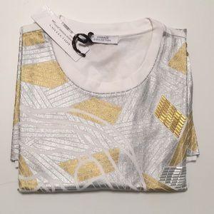Versace collection T shirt with original bag.